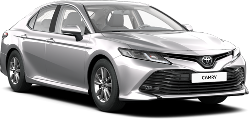 camry-silver